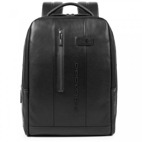 Рюкзак мужской Piquadro Urban CA4818UB00/N черный натуральная кожа